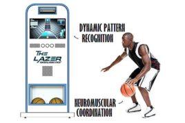 Laser Ball Handling